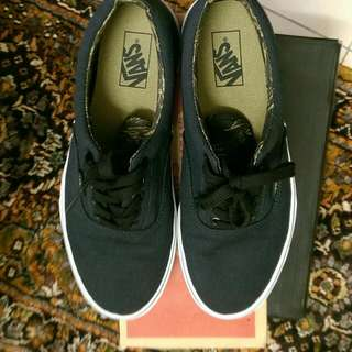 Vans Era Vintage Camo Dark Navy/Black UK 8