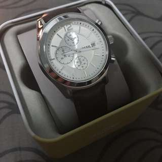 Fossil Men's Watch Chronograph