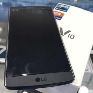 LG V10 黑 99新