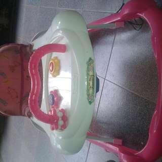 Turun Hargq#Baby Walker