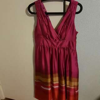 Colourful Katie's Dress (Size 12)