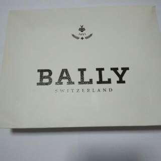 Bally Men Wallet price reduced