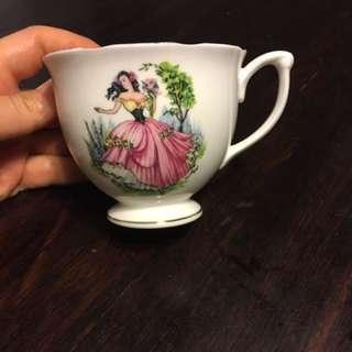 Vintage Queen Anne Cup