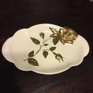 Antique Very Rare Royal Winton Plate