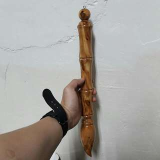 原木造型毛筆(含運)