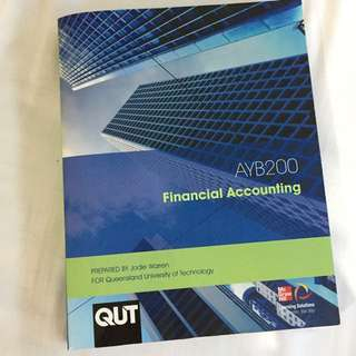 AYB200 Financial Accounting Textbook