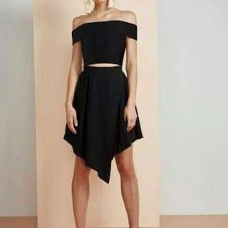 Finders Keepers Black Skirt Medium