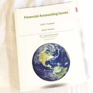 Financial Accounting Issues