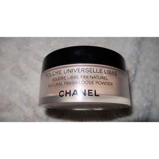 CHANEL NATURAL LOOSE FINISH POWDER