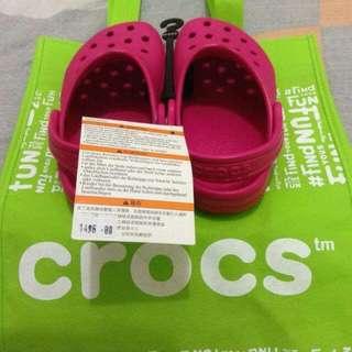 Crocs For Kid(girl) Pink