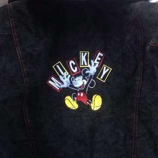 Vintage Mickey Mouse Denim Jacket