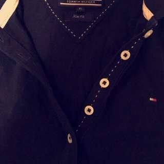 Tommy Hilfiger Polo Navy Dress