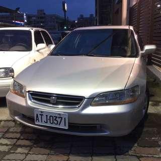 1998年本田k9 2.0 一手車實跑15萬多