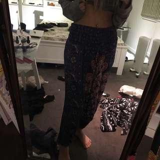 Bohemian Festival Pants