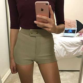 American Apparel - Riding Shorts (Small)