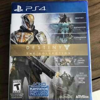 PS4 DESTINY || DLC CODES REDEEMED