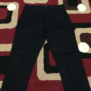 Black Pants From Hardware