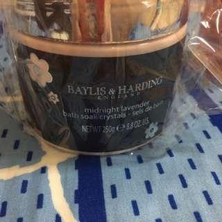 Authentic Baylis & Harding Bath Soak Crystals