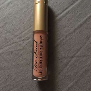 Too Faced Glossy Lip Injection - Spice Girl