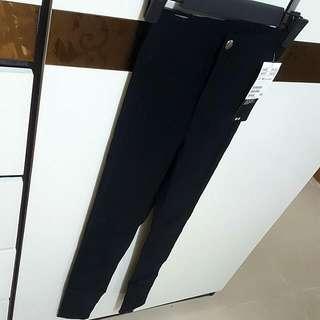 ❤全新H&M黑色長褲