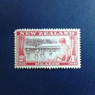 New Zealand Stamp.