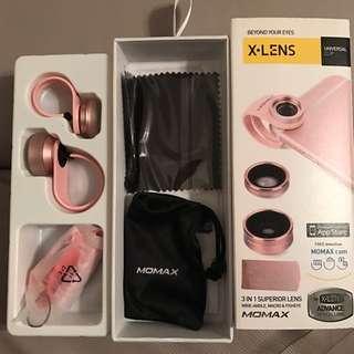 Momax外置電話Lens