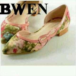 Flatshoes Flower
