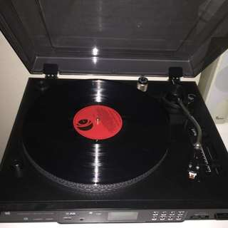 Record Player With Usb Connectivity