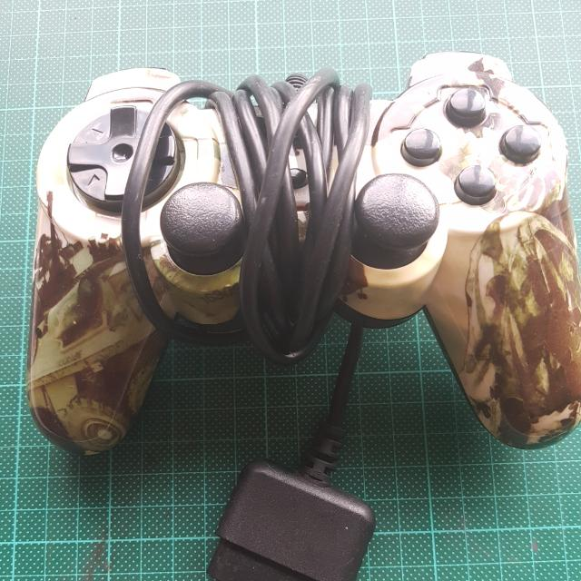 3rd Party PS2 Controller