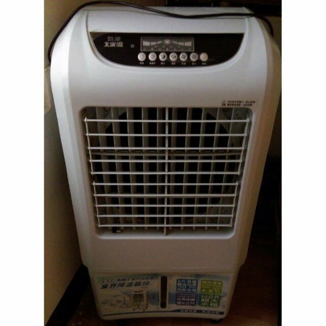 大家源-勁涼負離子遙控水冷氣TCY-8905