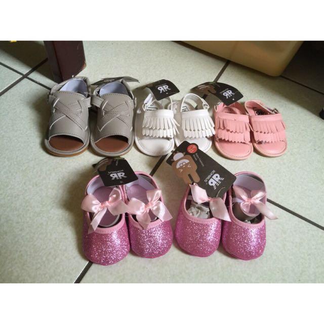🌟現貨🌟寶寶 流蘇 皮革 亮粉 學步鞋