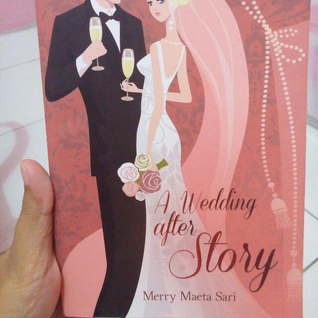 A Wedding After Story - Merry Maeta Sari