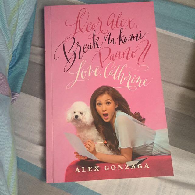 Alex's book