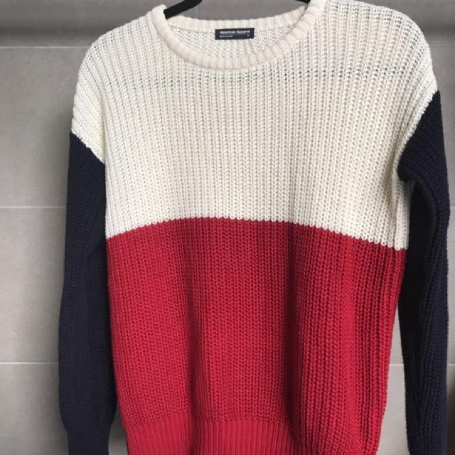 American Apparel 100% Cotton Knit
