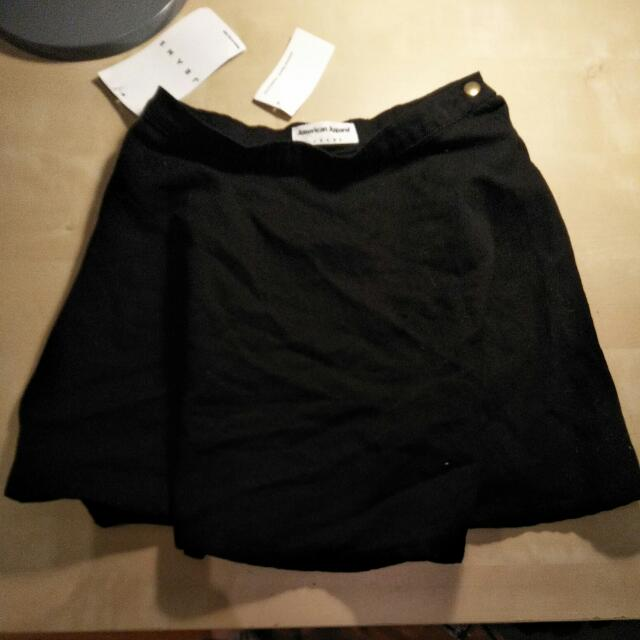 American Apparel Circle Skirt