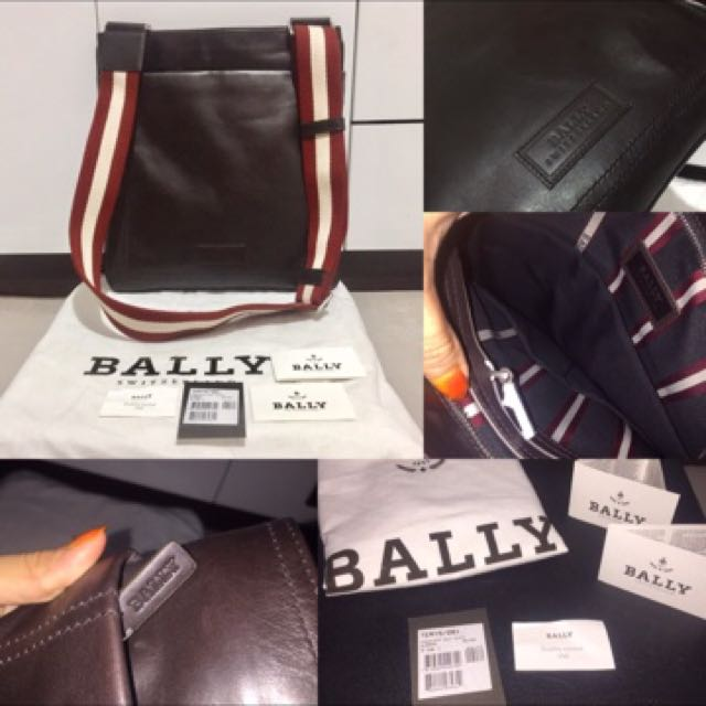 PREOWND ✨ BALLY BAG 💯 %AUTHENTIC