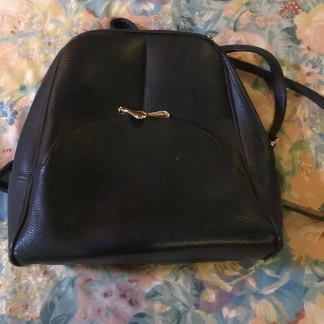 Black Chic Bag