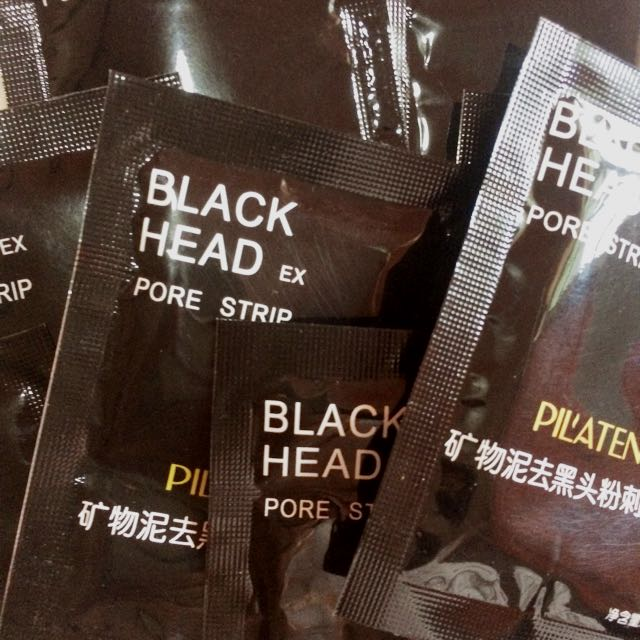 Black Head Pore Strip (FREEBIE)