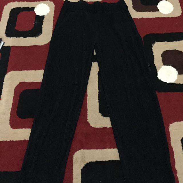 Black Pants Culote