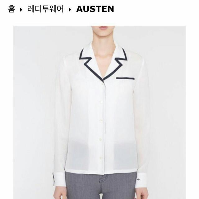 Blanc And Eclare PJ Shirt