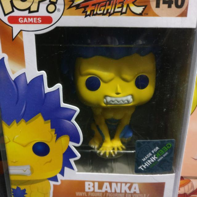 Blanka ThinkGeek Exclusive
