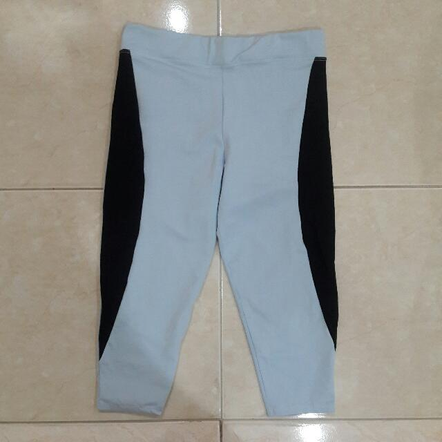 Blue Tights / Jogging pants