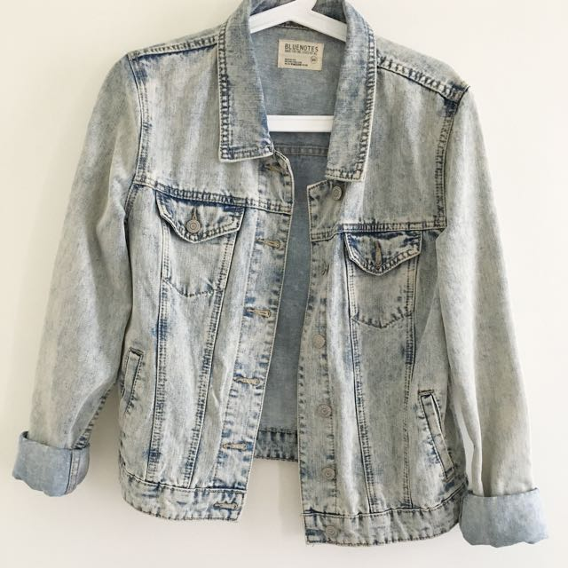 BlueNotes Denim Jacket