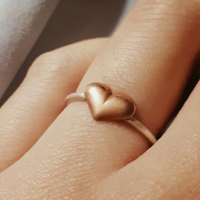 BN Love Ring 925 Sterling Silver