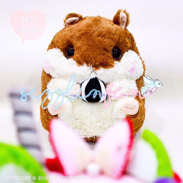 Boneka Hamster, Best seller