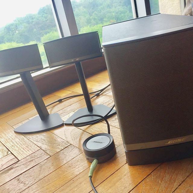 bose companion 5 wiring diagram bose companion 5 multimedia speaker system  electronics  audio on  bose companion 5 multimedia speaker