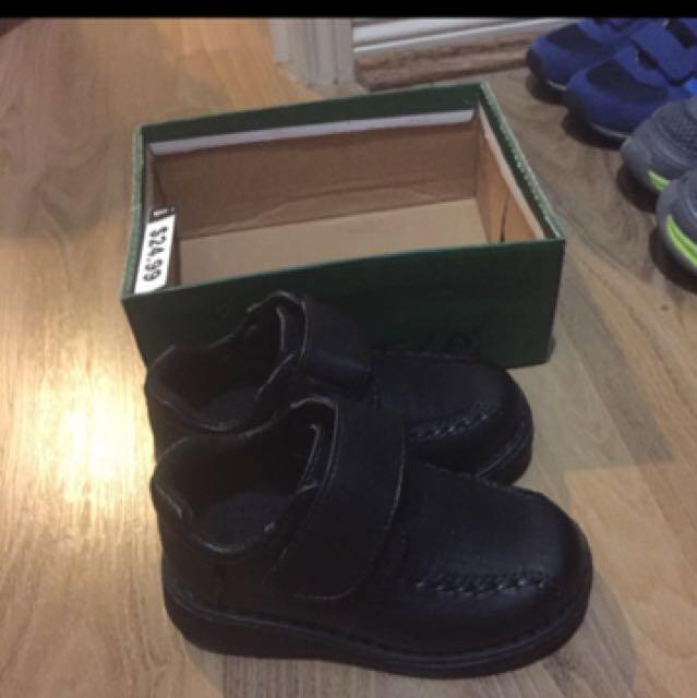 Brand New Kids Black Shoes