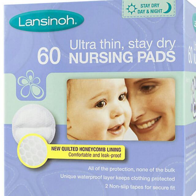 Brand New Lansinoh Breast Pads