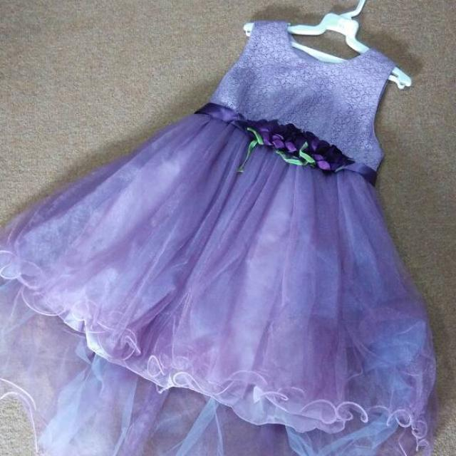 Brand New Purple Dress For 3 Years Old