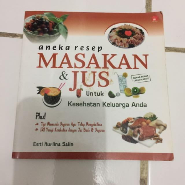 Buku Aneka jus
